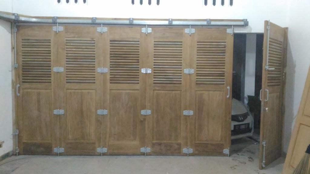 Konsultasi Pemasangan Pintu Garasi | Geraiwina